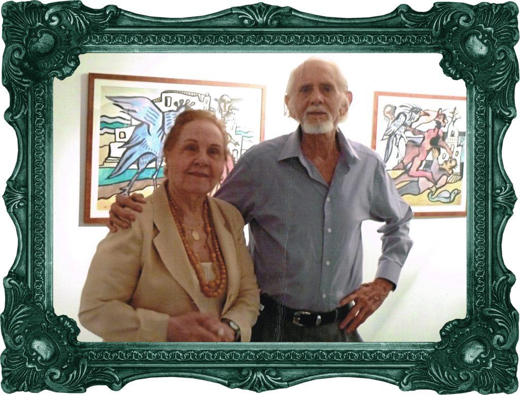 pintor paracatalão Otto Cavalcanti